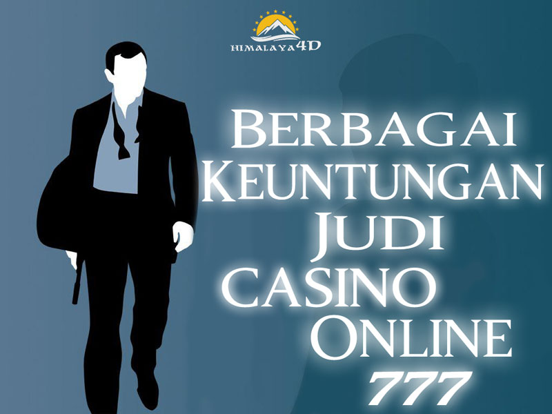 keuntungan judi casino