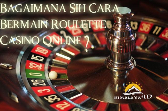 cara bermain roulette casino